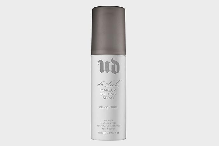 фиксирующий спрей для макияжа