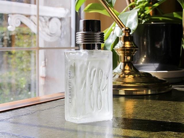черутти 1881 духи описание аромата