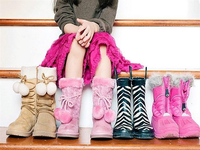 как правильно выбрать зимнюю обувь ребенку