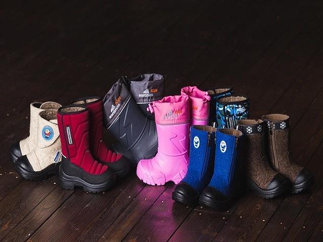 какая обувь теплее зимой для ребенка
