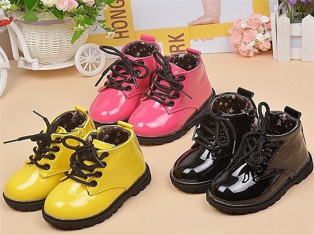Как выбрать обувь на зиму-осень для ребенка