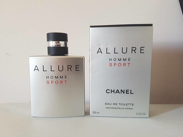chanel homme sport