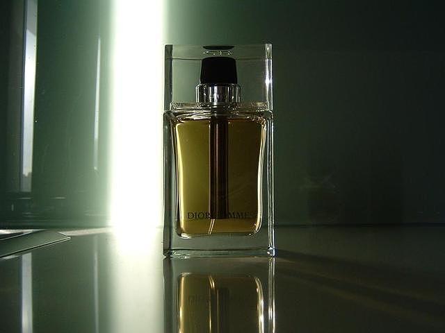 диор хом спорт мужские описание аромата